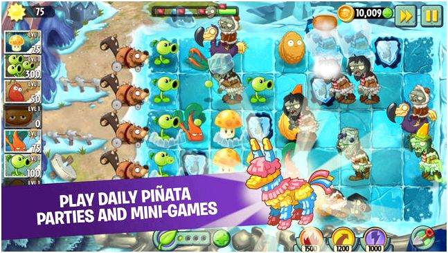 ‎plants versus. zombies™ 2 around the app store GROW Effective PLANTS    Earn Seed