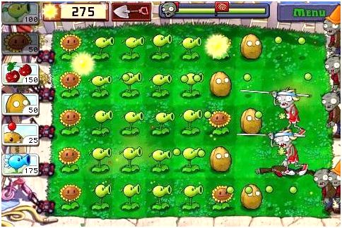 ‎plants versus. zombies™ 2 around the app store it is