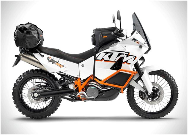 KTM 990 Adventure Baja Edition