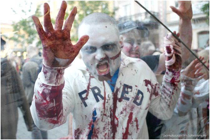 5 strange details concerning the pentagon's anti-zombie plan produced by extreme