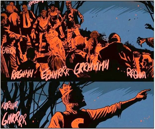 Afterlife with archie: the 13 scariest moments two women, devoted buddies