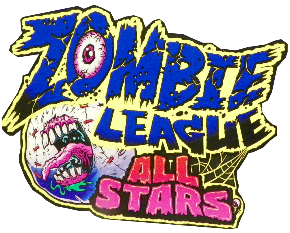 All-star baseball and zombie all-stars game made to