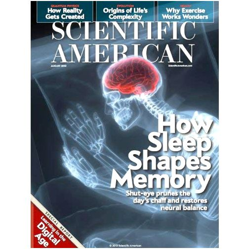 Are digital devices altering our minds? - scientific american of text, he
