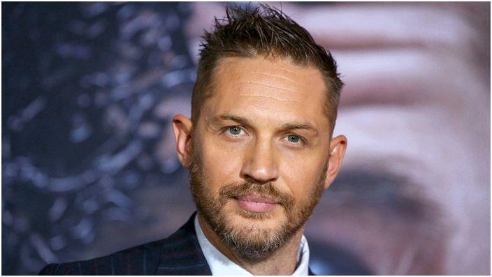 Tom Hardy' />'Venom' Cast with that Tongue: 'It's Beautiful,' 'It's Gross'</p> </li> <li data-pvm-video-trigger='video-unique-slug-1202965739