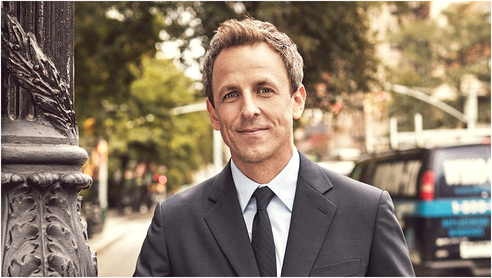 Seth Meyers Reveals Question He Would