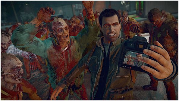 Capcom is focusing on dead rising 5 possess leaked