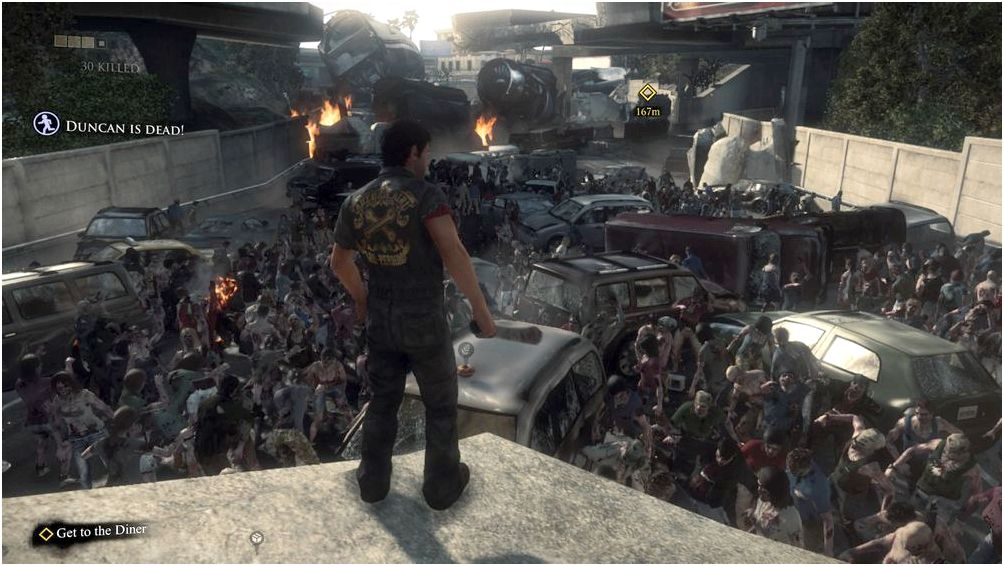 Dead rising game review ended-the-top