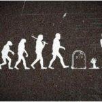Everything zombie – evolution