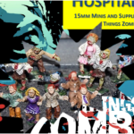 Everything zombie – miniature game – heroscapers