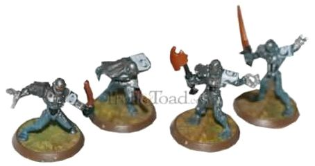 Everything zombie - miniature game - heroscapers headed off for the