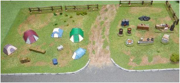 Camp set 1