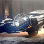 Film clip to obtain a cadillac batmobile in batman versus. superman?