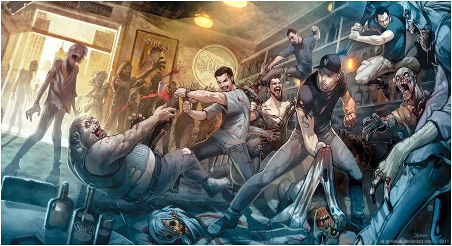 3_Zombie Apocalypse plans