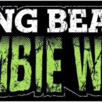 Lengthy beach zombie fest with zombie walk (opening day)
