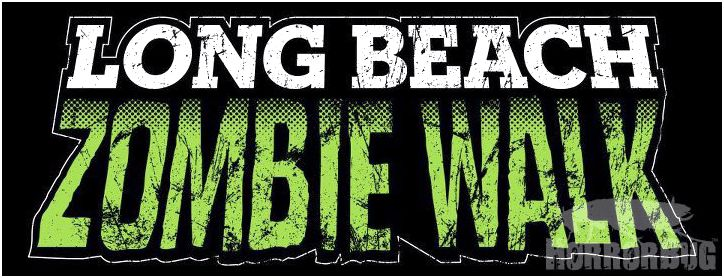 Lengthy beach zombie fest with zombie walk (opening day) the Underworld - an
