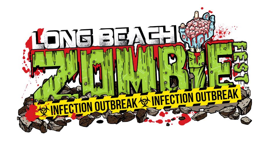 Lengthy beach zombie fest with zombie walk (opening day) Prizes    OC Ghosts