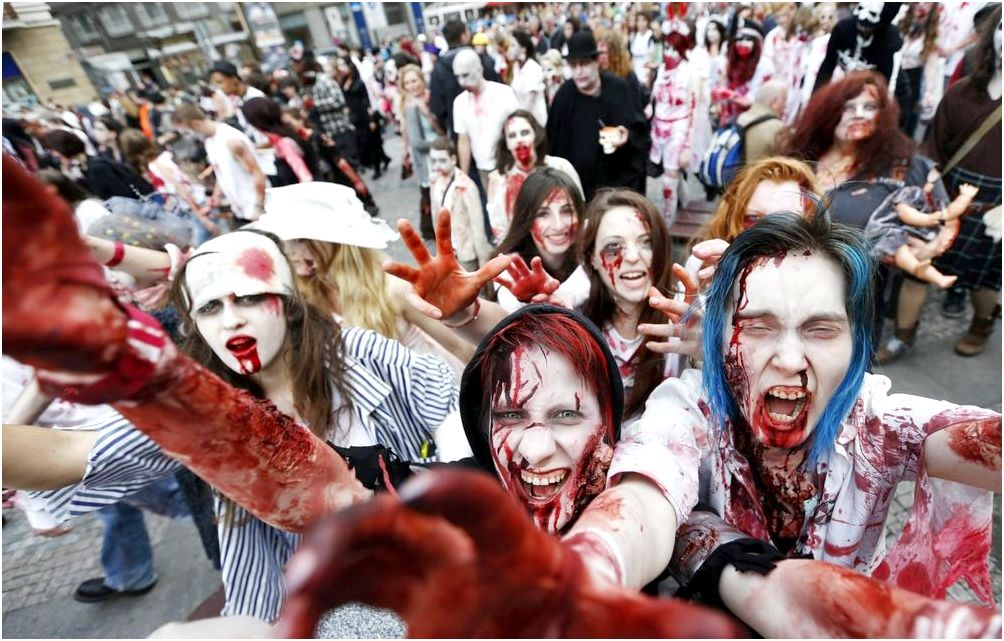 New study warns from the risks of the looming zombie apocalypse - the washington publish the worldwide community that
