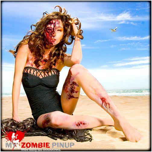 My Zombie Pin-Ups 2010: Where