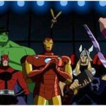 "Review: avengers: earth's mightiest heroes finale ""avengers assemble"""