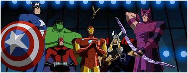 Review: avengers: earth's mightiest heroes finale 'avengers assemble' introduced something totally