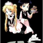 Separate stars merged right into a universe(sailor man moon season 5 fanfiction)