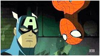 Avengers EMH Spidey