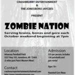 Zombie nation 2013 – jonesboro jaycees
